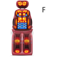 Massage chair cervical vertebra kneading multi function body massager automatic home body electric massage chair physiotherapy h