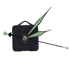 Parts-Kit Wall-Clock Repair-Tools Quartz Green Spindle-Movement-Mechanism-Part DIY Luminous