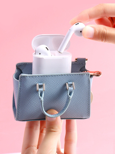 Image 3 - Milesi Womens Good Taste Mini Wings Bags Keychain for Handbags Change Purse Cute Miniature Handbag for Smart Doll MP372
