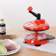 Multi-function Vegetable Cutter Manual Meat Grinder Household Chopper Machine Kitchen Manual Food Processor Shredder Cutter 220v meat cutter slicer vegetable cutter food processor stainless steel meat cutting machine