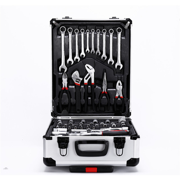 цена на Hardware Tools Manual Repair Wrench Tool Set 187 Combination Set Auto Repair Tools Machinery And Accessories Machining Center