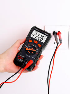 Digital Multimeter Flash-Back-Light NCV Large-Screen Ranging Auto 113a/D Counts AC/DC