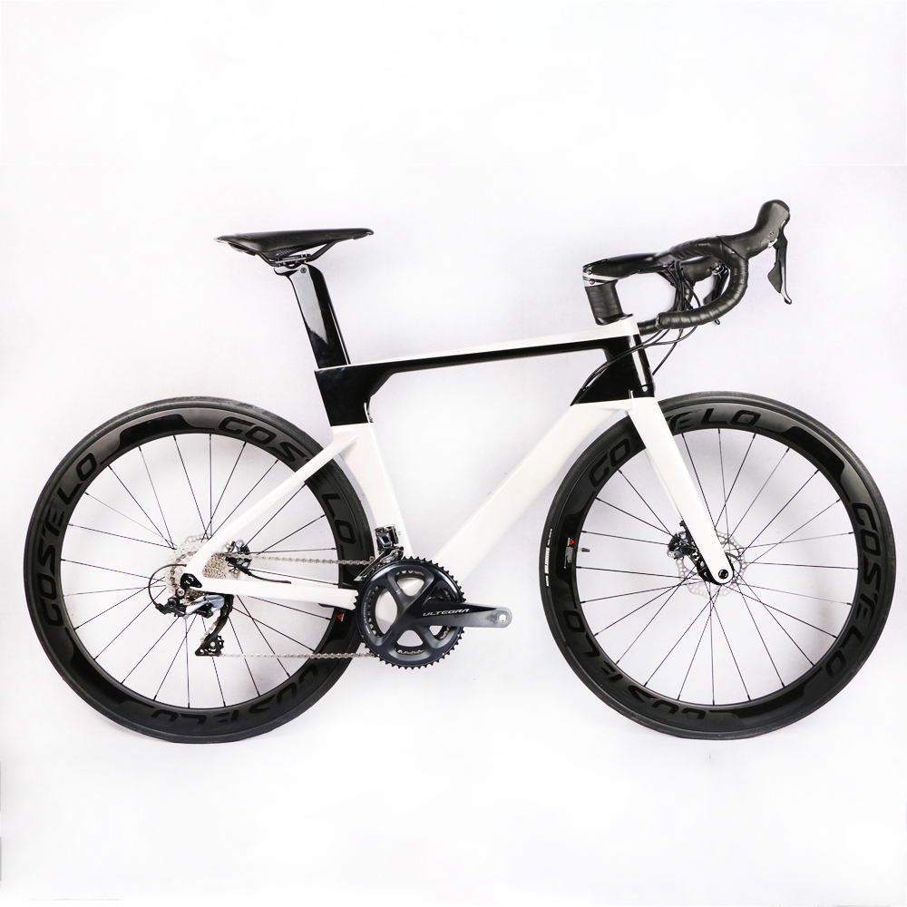 2020 Costelo Aerocraft Carbon Fiber Road Bike Frame Complete Bicycle 5D Handlebar 50mm Wheels Group R8020 R8070
