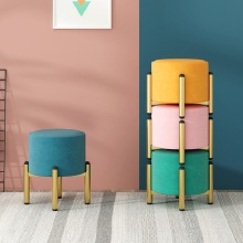 Kids Chair Child Stools Small Sofa Low Fashion Shoe Tea-Table Madera Taburete Silln Adult
