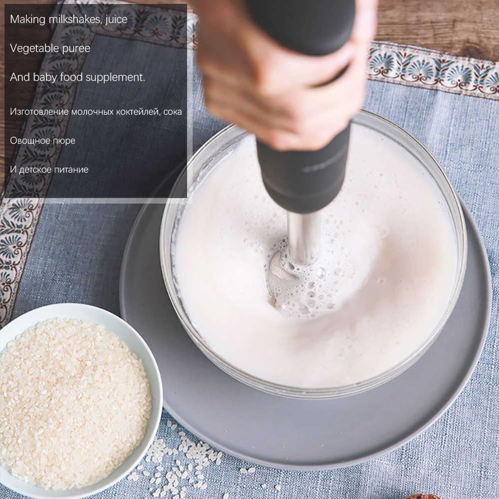 Multifunktions 2 Geschwindigkeiten Elektrische Lebensmittel Mixer Mixer 220V Küche Abnehmbare Hand Mixer Schneebesen Gemüse Stehen Mischung Sonifer