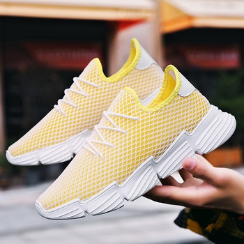 2020 Men's Shoes Summer Sneakers Mens Trainers Lightweight Casual Shoes For Men Tenis Masculino Adulto Breathable Shoes Footwear
