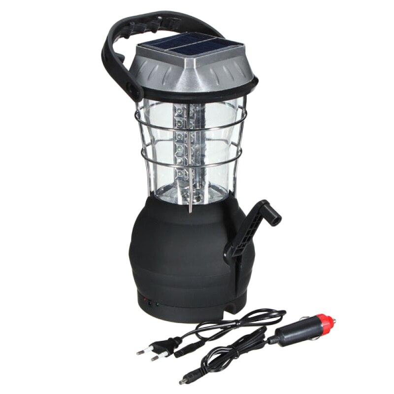 36 Led кемпинговый фонарь перезаряжаемый кемпинговый светильник светодиодный мигающий светильник фонарь лампа для палатки светильник на сол...