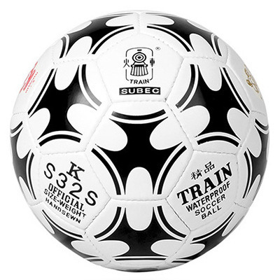 Genuine Product Locomotive Hand-stitched Football 4 Size 5 Football KS32S KS432S Boutique Durable