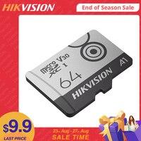 HIKVISION Micro SD Karte 32G Class10 SDXC TF Karte 128GB 64G Max 100Mb/s Speicher 4K Aufnahme serie für Auto DVR
