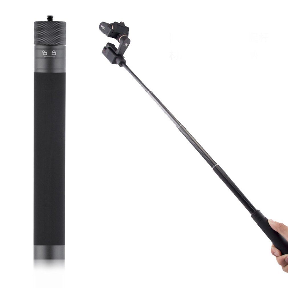 Professional Telescopic Metal Handheld Tripod Mount Monopod Stabilizer Extension Rod for G5//SPG Accessories