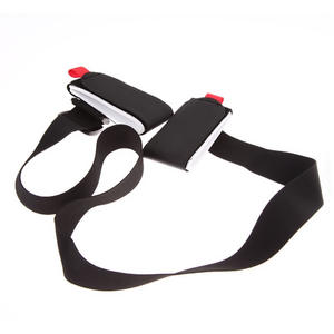 Straps Hand-Carrier Ski-Pole Snowboard Adjustable Porter Protecting Shoulder Skiing NEW