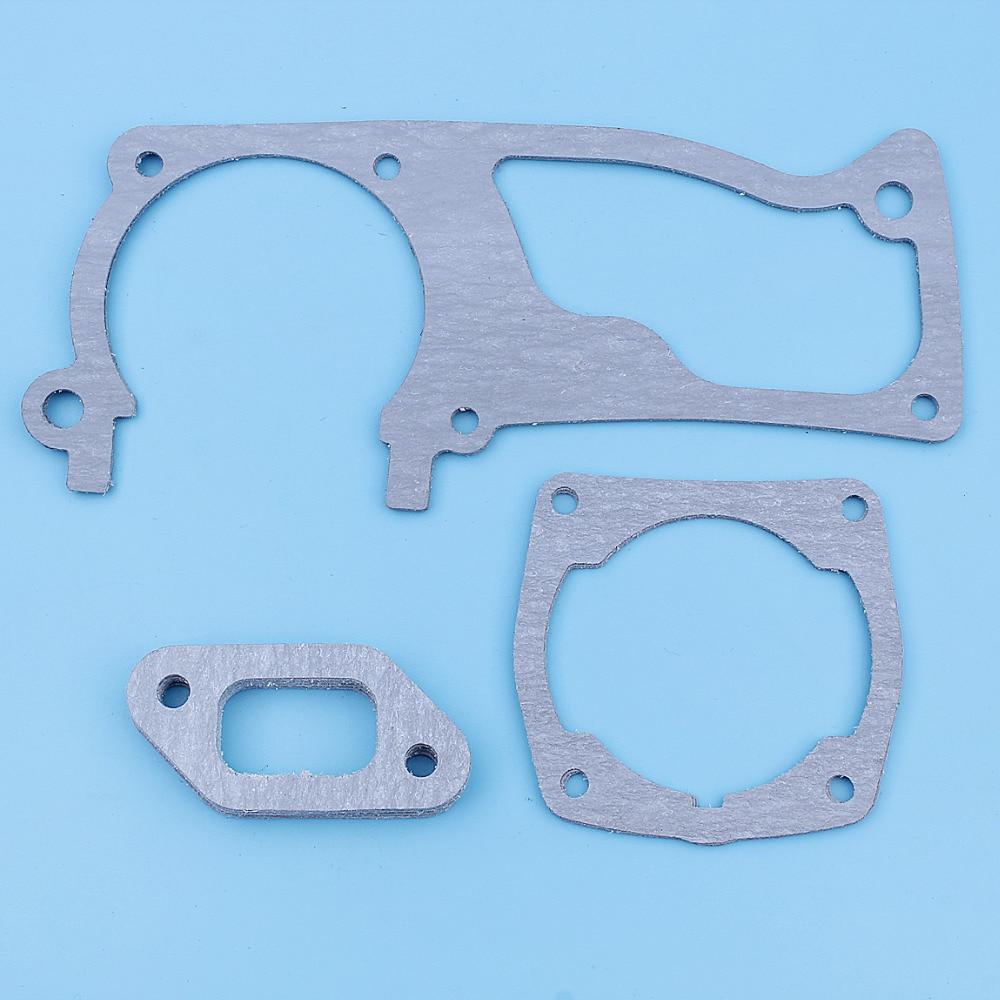 Cylinder Gasket Set For Jonsered 2156 2159 CS2156 CS2159 Chainsaw 503 97 85-01
