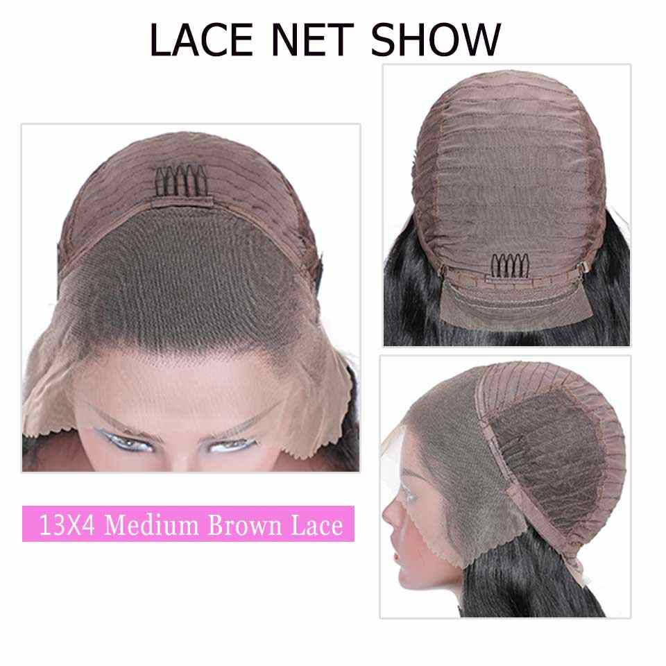 Sunber pelo brasileño pelucas con cordón delantero sin pegamento Ombre 99J cabello humano para las mujeres negras 13x4 150% Remy pelucas de encaje de 8-10 pulgadas Bob rizado
