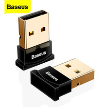 Baseus USB Bluetooth Adapter Dongle USB Wireless Computer Adapter Audio Receiver Transmitter Donglesx Laptop Kopfhörer Mini Senden