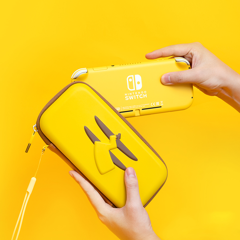 For Nintendo Switch Lite Carrying Storage Bag NS Switch Lite Mini Protector Silicone Case For nintendo switch Lite accessories