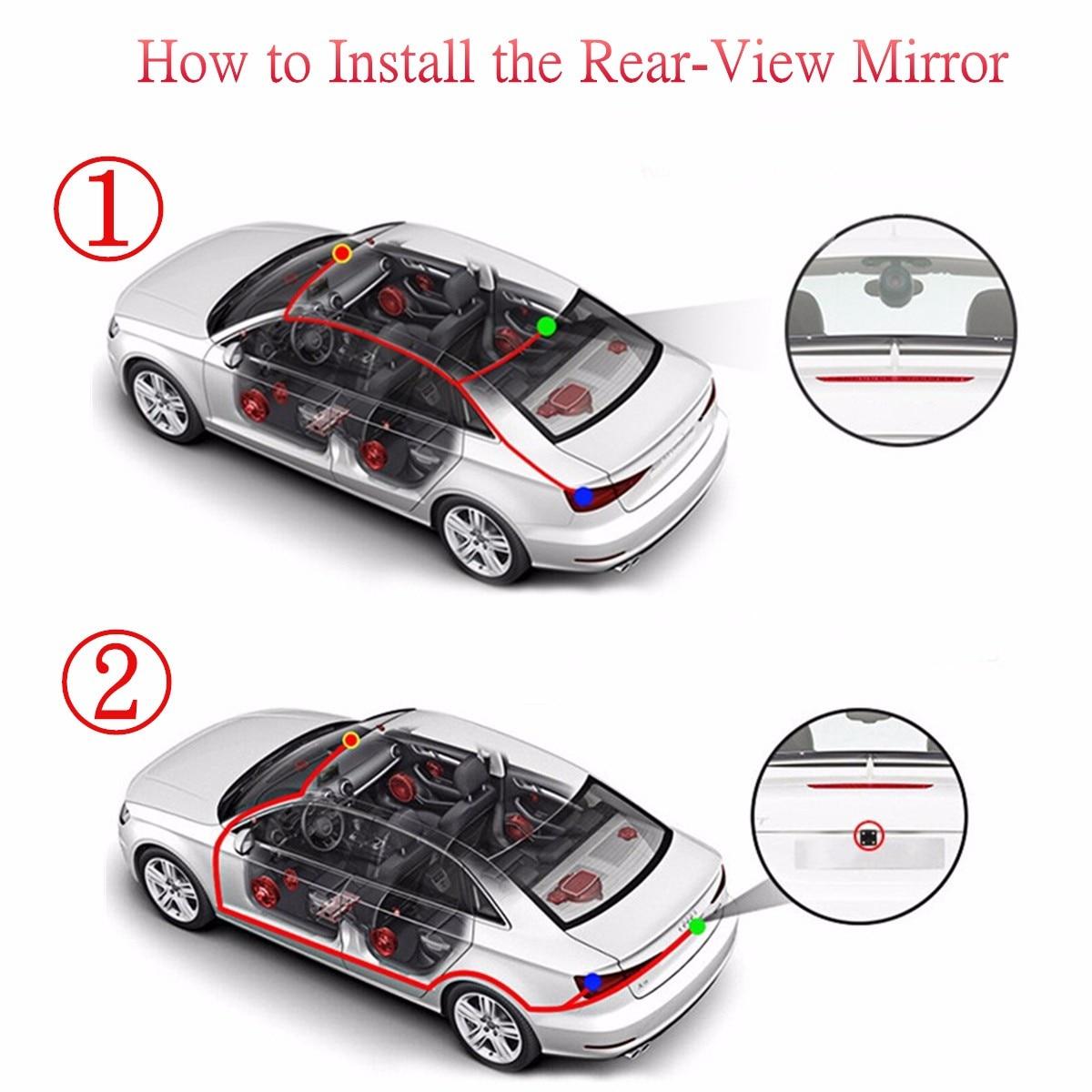 cheapest Free Shipping For Toyota Yaris Vitz  Camera Car Rear View Camera  HD CCD Camera For Toyota Yaris 2006 - 2012
