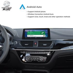 Image 3 - Modification automatique sans fil de CarPlay Android pour BMW 1 2 3 4 5 7 X1 X3 X4 X5 X6 lien de mise en miroir Google Assistant Airplay contrôle Siri
