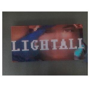 Image 3 - 64x32 LED matricielle signe rvb P4 led module vidéo mur P2.5 P3 P4 P5 P6 P8 P10 écran intérieur polychrome