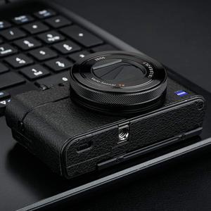 Image 5 - Anti kras Camera Body Cover Protector Lederen Textuur Sticker Beschermende Huid Film Kit Voor Sony RX100 Mark Vii Vi va V Iv Iii