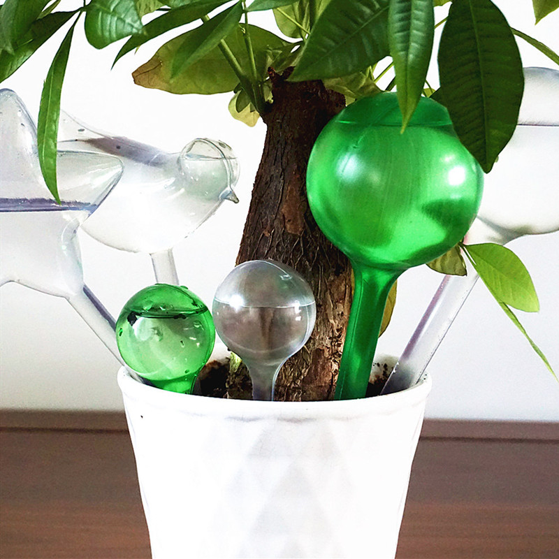 Hdd8286d89da54232a511a28e3d50ae23I House/Garden Water Houseplant Plant Pot Bulb Automatic Self Watering Device gardening tools and equipment plant watering