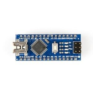 Nano Board CH340/ATmega328P без кабеля USB, совместим с Arduino Nano V3.0 (без кабеля)