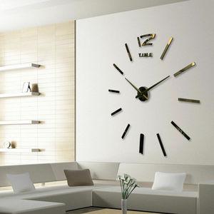 Modern Large 3D Wall Mirror De