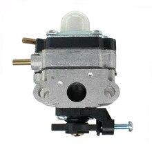 Carburetor Kit For Ryobi Homelite RBC254SESO RLT254CDSO RLT254CSEON RLT254SDSO RPP254JO Line Trimmer Brushcutter Pole Pruner