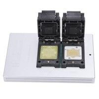 Ipbox v2 ip 2th nand pcie 2in1 programador de alta velocidade + conector de reparo fotossensível para iphone 7 plus/7/6 s/6 plus/5S/5c/5 Adaptador sem fio     -