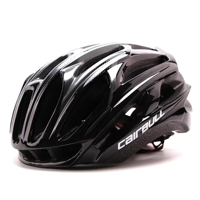 Cairbull capacete de bicicleta para estrada, mtb, ultraleve, design de uma peça, para mountain bike, para equitação 1