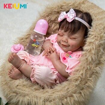 Кукла-младенец KEIUMI 20D07-C374-H89-H162-T29 3