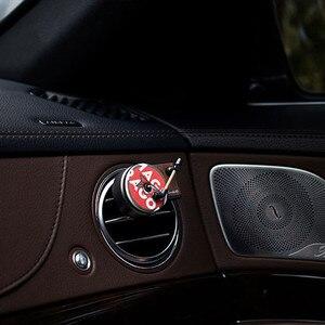 Image 4 - Новинка Youpin Sothing TITA проигрыватель фонограф автомобильный ароматизатор освежитель воздуха с 3 шт. сменных ароматерапевтических таблеток подарок