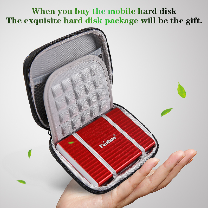 Özel özelleştirme harici sabit Disk depolama 320G 500G USB3.0 1TB 2TB 750G HDD taşınabilir harici HDD sabit Disk özel LOGO