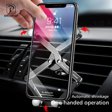 Gravity Bracket Deformable Car Phone Holder Universal Car Gravity Holder Mobile Phone Stand For iPhone Xr Xs Max Xiaomi Huawei