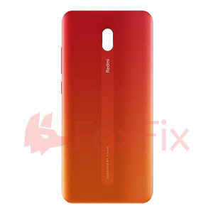 Image 4 - Корпус FoxFix для Xiaomi Redmi 8A, задняя крышка батарейного отсека, задняя крышка корпуса для Redmi 8A, Замена батарейного отсека