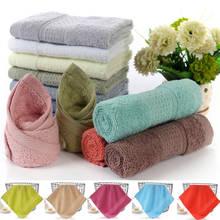 Маленькое Хлопковое полотенце для рук квадратное лица ванная