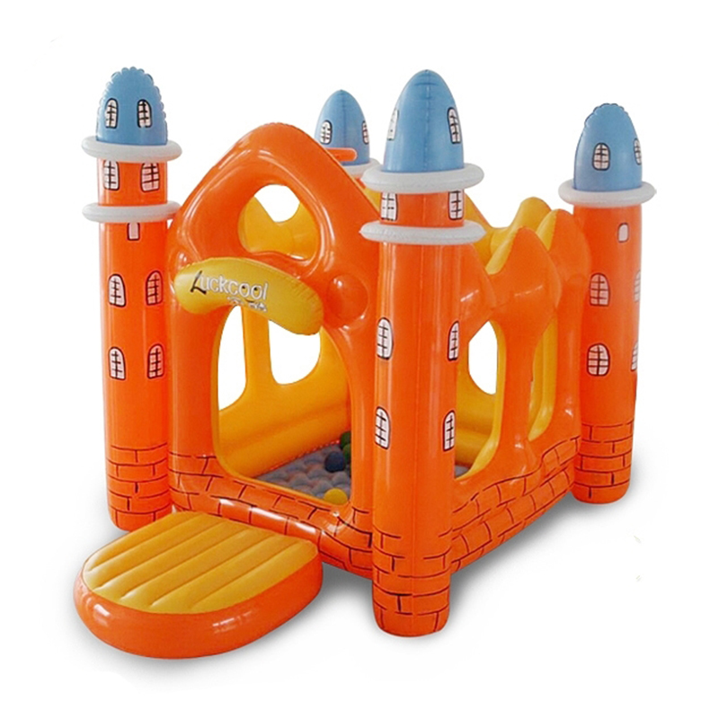 Kids Toy Indoor Playground Outdoor Infantil Slide Inflatable Castle Jumping Bouncy Trampoline Amusement Park Soft Play Equipment