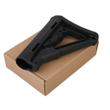 emersongear Emerson CRT Style Stock For Toy Airsoft Refile AR Series CRT BUTT Rifle Hunting Accessory AEG цена