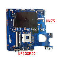 HOLYTIME Laptop Motherboard For SAMSUNG NP300 NP300E5C HM75 BA92 10825A Scala3 15/17CRV DDR3 100% fully tested