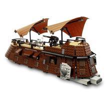 """05090 совместимые Legoing Star Wars 6210 Jabba Парусная баржа модель строительные блоки 821 шт. кирпичи для мальчиков подарок на день рождения игрушка """"Звездные войны"""""""