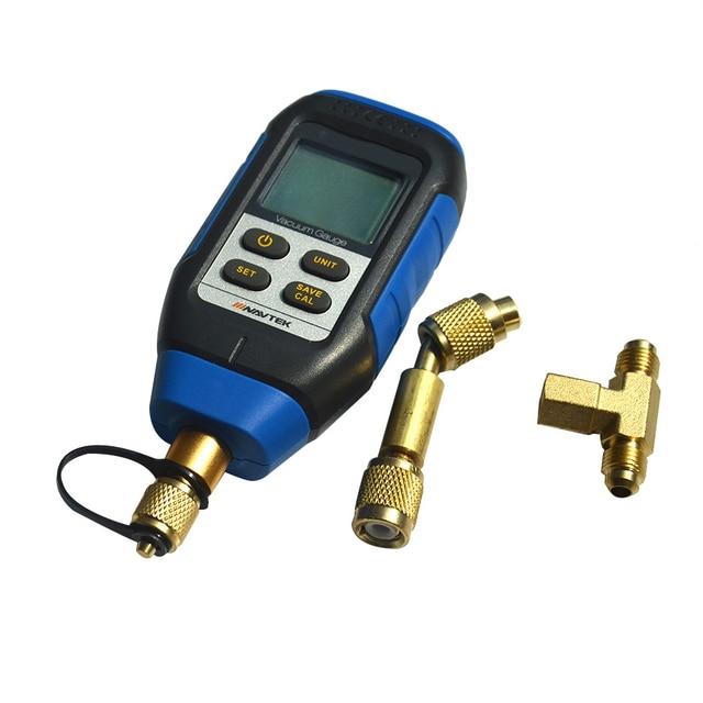 Vacuum Gauge Digital Vacuum Meter Large Screen Overrange Protection Convenient for Sanitation Supplies