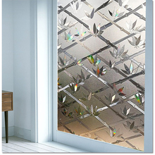 Window-Film Self-Adhesive-Glass-Film Privacy Static-Decoration Heat-Control Uv-Rejection