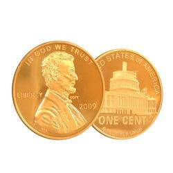 1 Troy Unze 1 unzen. 999 kupfer 2/4 In Gott Wir Vertrauen Liberty JUMBO PENNY Eine Cent Replica Kopie Münzen-Sammlung Souvenir B39