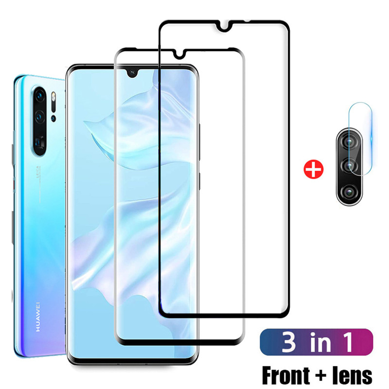 (1+2) <font><b>glass</b></font> for <font><b>huawei</b></font>-<font><b>p30</b></font>-lite tempered screen <font><b>protector</b></font> p30lite <font><b>huawei</b></font> p 30 <font><b>pro</b></font> p40 lite camera film honor 20 lite <font><b>huawei</b></font> <font><b>p30</b></font> image