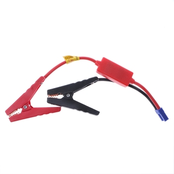 2019 High quality Emergency Lead Cable Battery Alligator Clamps Clip For Car Auto Truck Jump Starter image