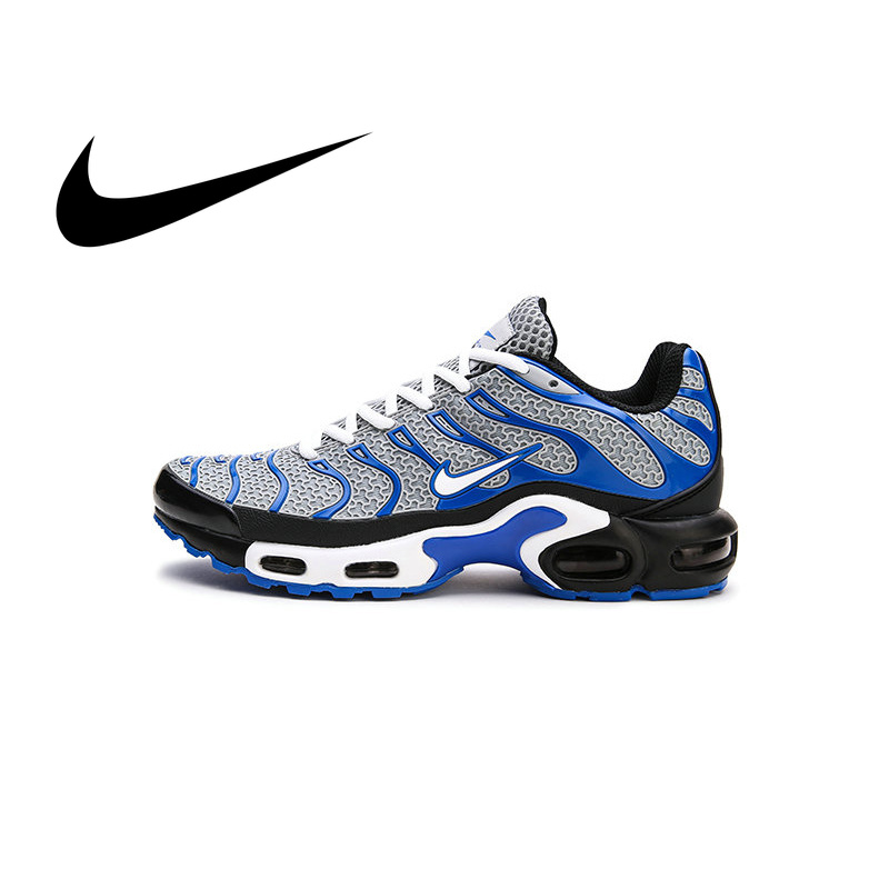 Original Authentic NIKE AIR MAX TN Men's Running Shoes Classic Outdoor Sports Shoes Fashion Trend New Breathable