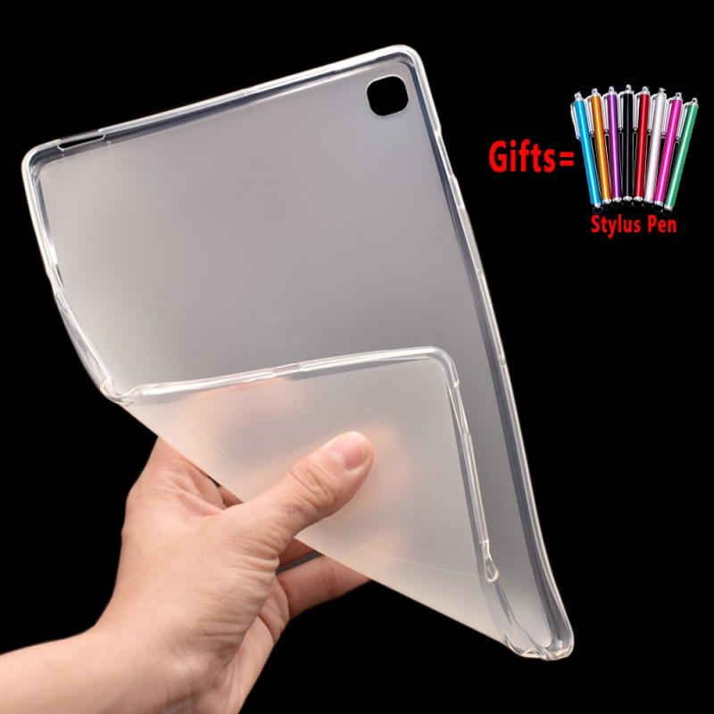 Slim Case for Samsung Galaxy Tab s5e 10.5 2019 SM-T720 SM-T725 T720 T725 Cover for Samsung Tab S6 10.5 SM-T860 SM-T865 Case +Pen image