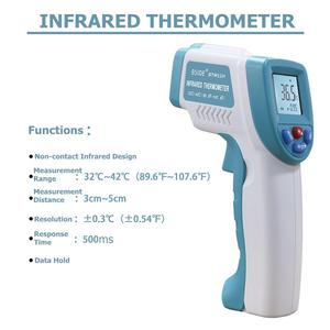 Image 2 - BSIDE Baby Forehead Thermometer Non Contact Infrared Digital IR Laser Temperature Gun for Infant Kids Toddler Children Adult Pet