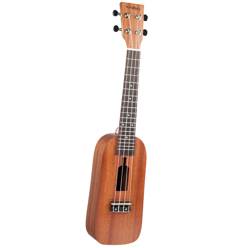 Solid Sapele Ukulele 23-Inch Ukele Concert Uke Rosewood Ukelele Hawaii Guitar With 18 Frets For Beginners Or Music Lover