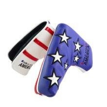 NRC Golf Club Headcovers Blade Putter 1PCS USA Design Putter Head Cover