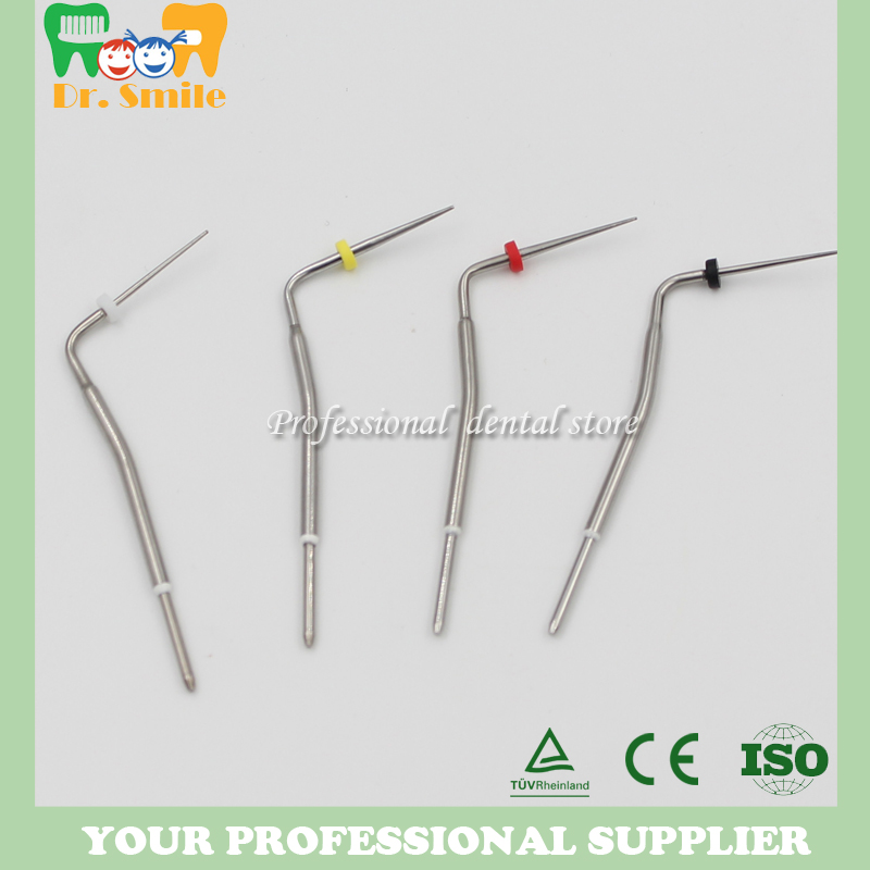 Dental Gutta Percha Pen Heated Tips Plugger Needles For Endo Obturation System